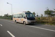 黄海牌DD6756K01F型客车