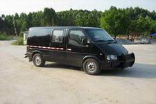 宝龙牌TBL5042XYCF3型运钞车