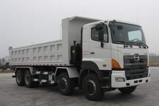 YC3310FY2PW4二类日野(HINO)自卸汽车底盘