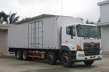 YC1310FY2PY4二类日野(HINO)载货汽车底盘