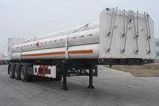 中油通用牌QZY9370GGY型液压子站高压气体长管半挂车