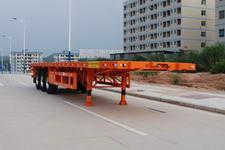 港粤牌HSD9401TPB型平板运输半挂车