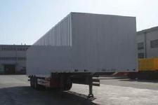 海隆吉特牌ZHL9400XXY型厢式运输半挂车图片