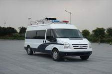 中警牌ZY5047XZH型通讯指挥车图片