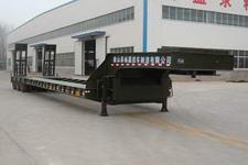 杨嘉牌LHL9406TDP型特种低平板半挂车图片