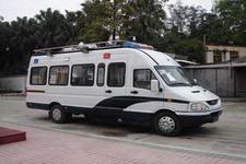 中警牌ZY5055XZH型通讯指挥车图片