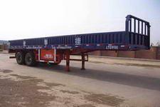 楚光10米14.6吨2轴半挂车(LTG9194)