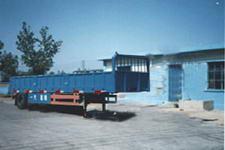 蓬翔8.5米12吨1轴半挂车(SDG9162C)