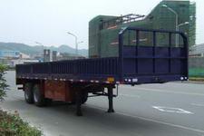 神鹰10米16.6吨2轴半挂车(YG9220)