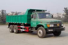 解放牌CA3167K2T1EA80型�L�^柴油自卸汽��D片