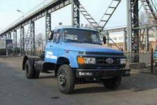解放牌CA4117K2R5E型长头柴油半挂牵引车图片