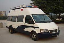 中警牌ZY5045XZH型通讯指挥车图片