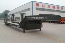杨嘉16米27吨4轴低平板半挂车(LHL9408TDP)