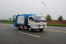 龙帝牌SLA5070ZYSAC型压缩式垃圾车