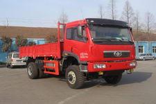 解放牌CA2160P2K15L2T5EA80型平�^柴油越野汽��D片