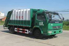 虹宇牌HYS5090ZYSE型压缩式垃圾车