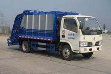 虹宇牌HYS5060ZYSE型压缩式垃圾车