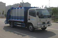 压缩式垃圾车