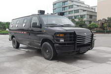 中警牌ZY5041XZH型通讯指挥车图片