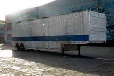 环达13.6米10吨2轴车辆运输半挂车(BJQ9200TCL)