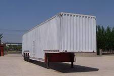 天野14米10.3吨3轴车辆运输半挂车(STY9202TCL)