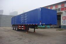 星达牌XXQ9401XXY型厢式运输半挂车图片