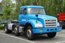 解放牌CA4250K2R5T3EA80型长头柴油牵引车图片