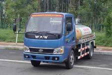 五征牌WL2815G1型罐式低速货车图片