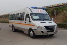 金陵牌JLY5058XJH4型救护车