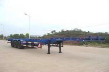 赣运14.8米30.5吨3轴集装箱运输半挂车(JXG9370TJZ)