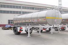 通华6.7米10吨1轴液态食品运输半挂车(THT9150GYS)