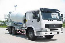 星马牌AH5256GJBB型混凝土搅拌运输车
