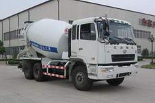 星马牌AH5256GJB7型混凝土搅拌运输车