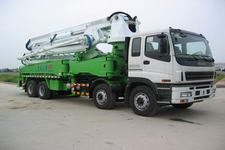 星马牌AH5384THB型混凝土泵车