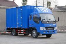 英田牌YTA5045XXYR1C1型厢式运输车