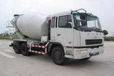 星马牌AH5256GJB6型混凝土搅拌运输车