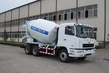 星马牌AH5256GJB9型混凝土搅拌运输车