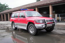 银河牌BX5025XZHTZ30型通讯指挥车图片