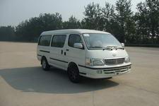 4.9-5米|10-11座金龙轻型客车(XMQ6500EF3)