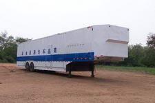 天野14米10.3吨2轴车辆运输半挂车(STY9201TCL)