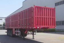 沃达特牌QHJ9401XXY型厢式运输半挂车图片