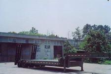 神骏14米25吨4轴低平板半挂车(JA9381TDP)