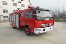 江特牌JDF5070GXFPM20D型泡沫消防车
