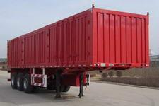 沃达特牌QHJ9400XXY型厢式运输半挂车图片