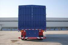 万事达牌SDW9280CLXY型仓栅式运输半挂车图片
