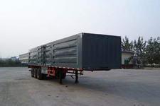 陆锋13米24.3吨3轴厢式半挂车(LST9320XXY)