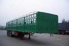 陆锋13米24.2吨3轴仓栅式半挂车(LST9321CXY)
