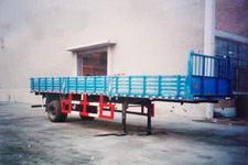 中油8.2米10吨1轴半挂车(ZYT9130)