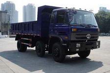 川江前四后四自卸车国三184马力(CJQ3163G)