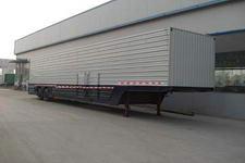 青驰13.6米9吨2轴车辆运输半挂车(QYK9170TCL)